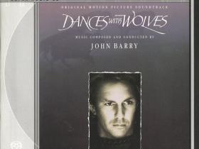 1990-《Dances With Wolves 与狼共舞》电影原声大碟