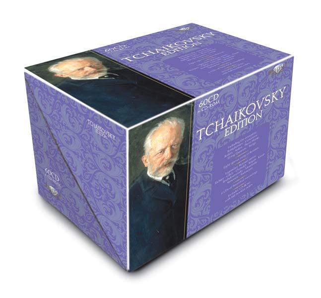 柴可夫斯基音乐全集60CD