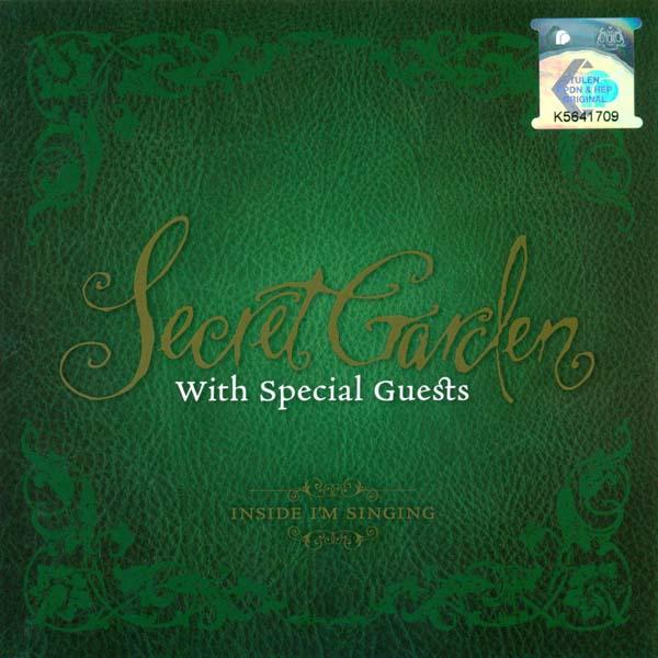 神秘园 -《神秘园环球唱片公司官方专辑全集(1996-2008)》