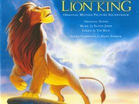 狮子王 OST【两个版本】