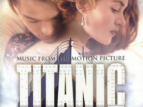《泰坦尼克号》原声大碟(美版)
