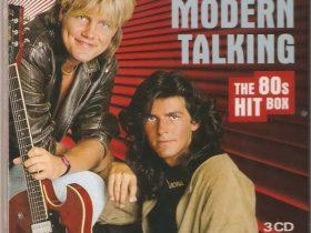 Modern Talking(摩登淘金合唱团)专辑+EP单曲72张