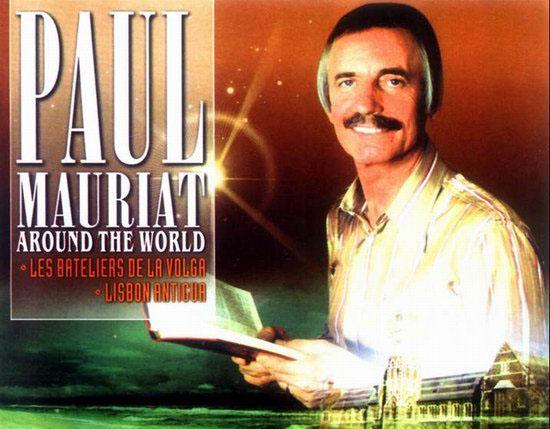 保罗·莫里哀95张音乐专辑